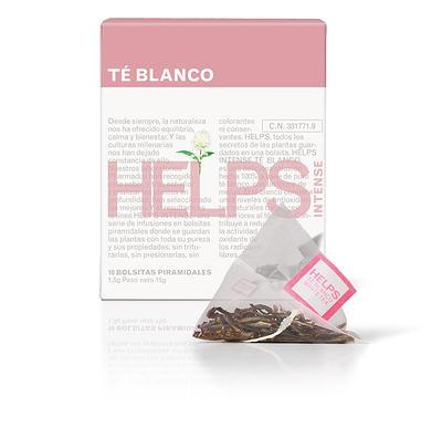 HELPS INTENSE TÉ BLANCO antioxidante INFUSIONES