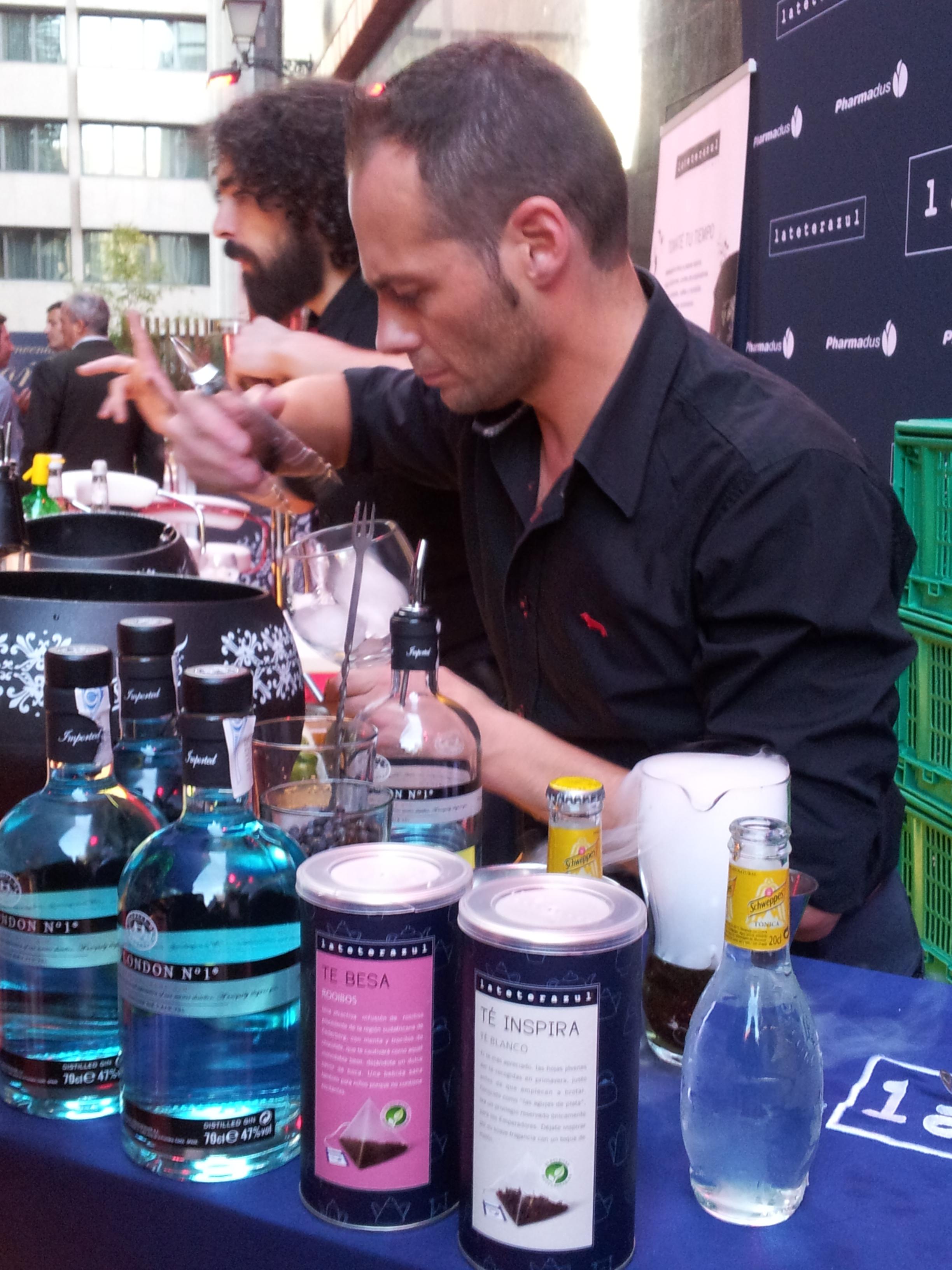 rubén hermoso mejores bartenders españa lateterazul pharmadus