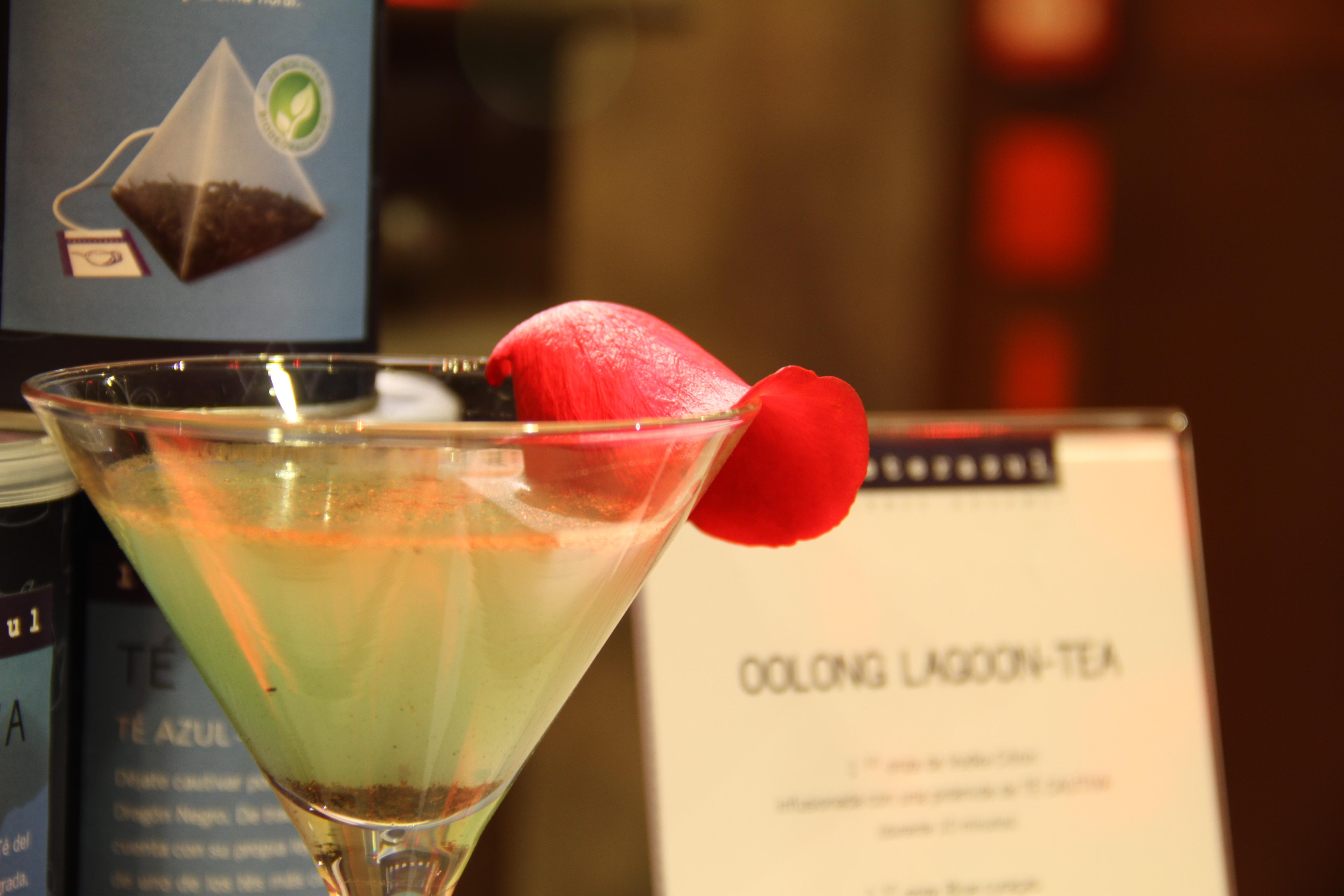 oolong lagoon tea lateterazul cocteles con infusiones gourmet