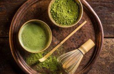 Línea Ritual té matcha Lateterazul