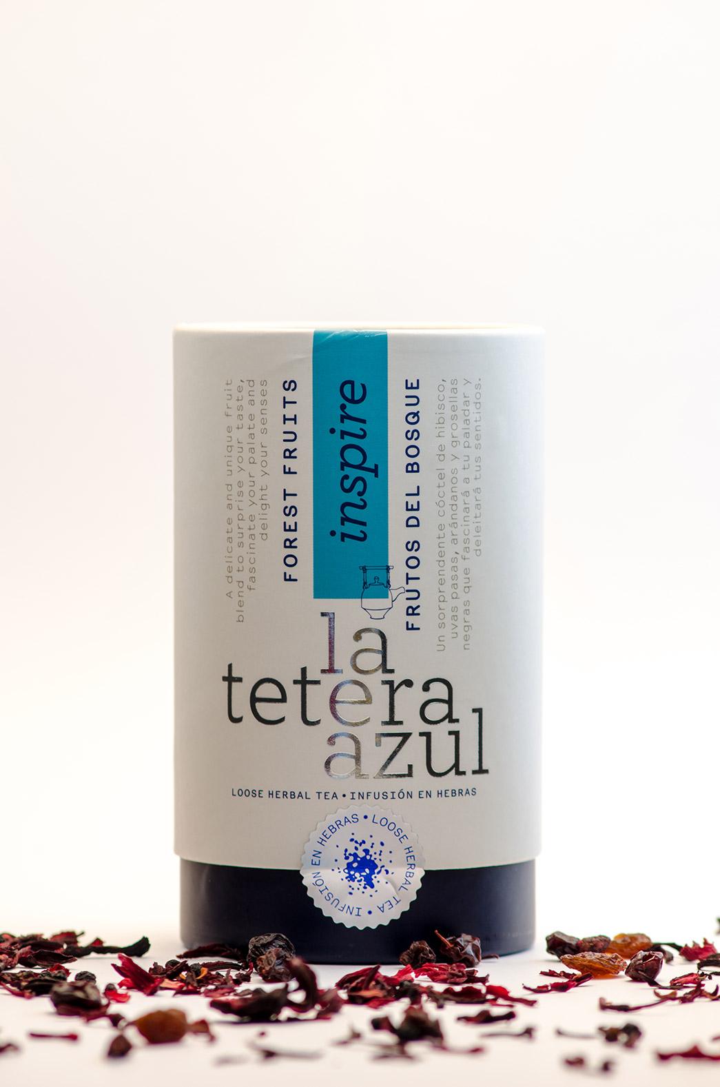 Infusión Premium La Tetera Azul